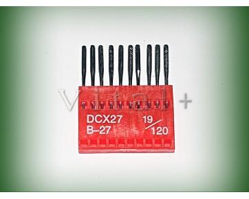 Промышленные швейные иглы DCx27 (B27) AMF для оверлоков