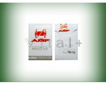 Промышленные швейные иглы LWx6T AMF для подшивочных машин потайного стежка