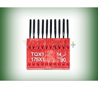 Промышленные швейные иглы TQx1 AMF для пуговичных полуавтоматов