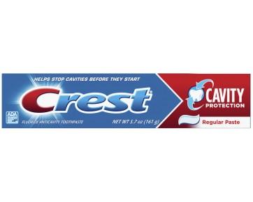 Зубная паста CREST CAVITY PROTECTION REGULAR 161 г