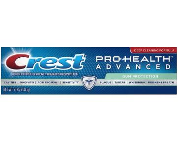 Зубная паста CREST PRO-HEALTH ADVANCED GUM PROTECTION 144г