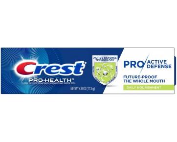 Зубная паста CREST PRO-HEALTH PRO ACTIVE DEFENSE DAILY NOURISHMENT  113 г
