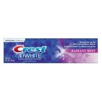 Зубная паста CREST 3D WHITEVIVIDWHITENING RADIANT MINT 116 г
