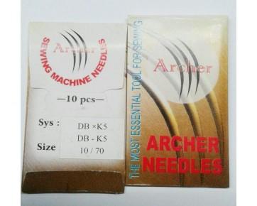 Промышленные швейные иглы DBxK5 Archer для вышивальных машин