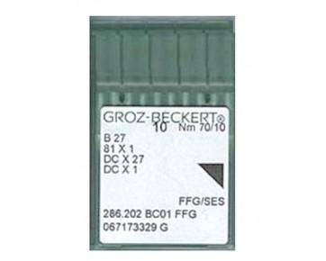 DCx27 SES Groz-Beckert