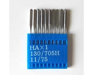 Иглы HAx1 Dotec для бытовых швейных машин и бытовых оверлоков
