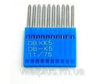 Промышленные швейные иглы DBxK5 Dotec для вышивальных машин