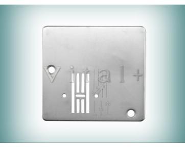Игольная пластина 125 для бытовой швейной машины White 1407, 1409, 1405