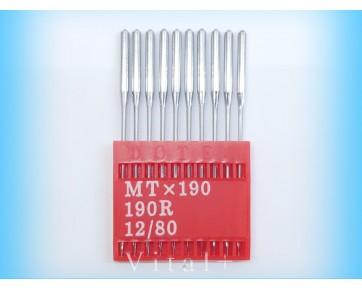 Швейные иглы MTx190 Dotec на промышленный карманный автомат