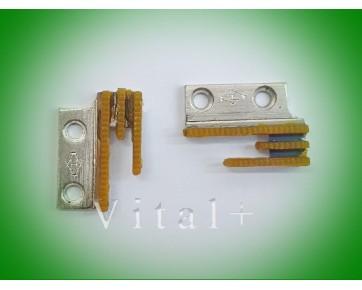 Двигатель ткани 12481-TR с резиновыми зубьями для универсальной машины, Тайвань