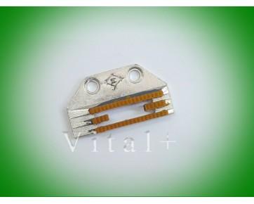 Двигатель ткани 149057-TR с резиновыми зубьями для универсальных швейных машин, Тайвань