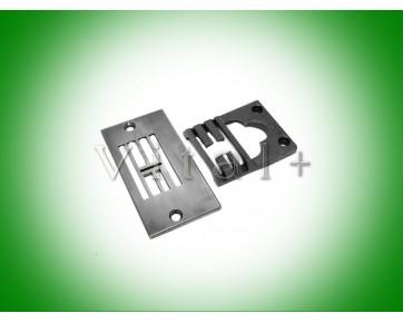 51768-SN Игольная пластина + 417920-SN Двигатель ткани
