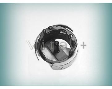 Челнок HSM-A1(TS)  увеличенный, с тефлоновой сеткой для швейных машин Brother, Juki, Typical, Zoje, Gemsy