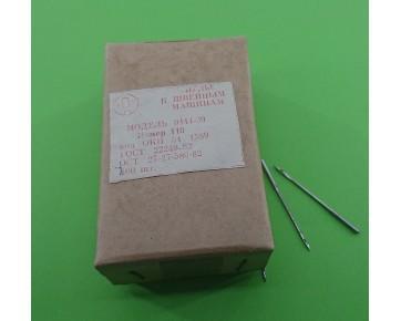Промышленные швейные иглы 0141-09/TQx7 для пуговичные машин, цена за 100 шт.