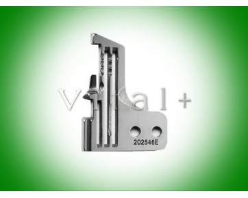Игольная пластина  202546E, Китай для оверлоков Pegasus, Typical, ZoJe