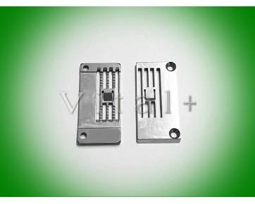 Игольная пластина S08721-0-01 Тайвань для распошивальных швейных машин BROTHER B271, B272