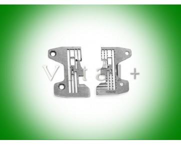 Игольная пластина S20232-0-01 Тайвань для оверлока BROTHER MA4-N31-65-5