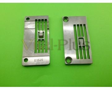 Игольная пластина  E1525  CH