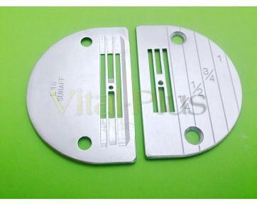 Игольная пластина E16    CH