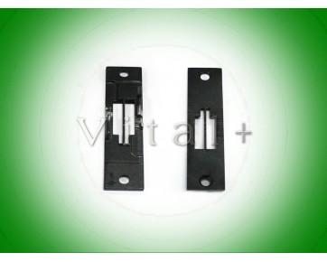 Игольная пластина 102-20309 3/16 для JUKI LH-1152, Тайваньдля 2-х игольных швейных машин