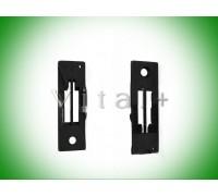 Игольная пластина 226-60609 1/4 для JUKILH-3128, LH-3168, LH-3188, Китай для промышленных швейных машин