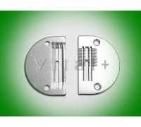 Игольная пластина B1109-415-B00 Тайвань для беспосадочных швейных машин