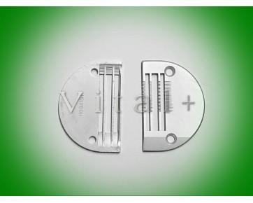 Игольная пластина B1109-415-H00 Тайвань для беспосадочных швейных машин