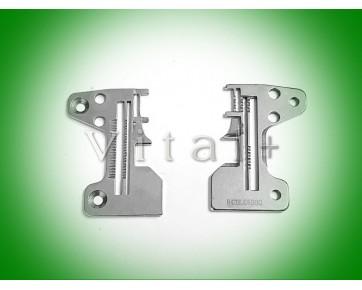Игольная пластина R4200-J0E-D00 для JUKI MO-3904 Китай