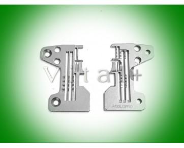 Игольная пластина R4305-JOE-E00 для оверлоков JUKI MO-3916, 3914 Тайвань