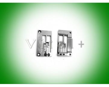 Игольная пластина 14-301 Тайвань для распошивальной швейной машины DPW-1302W