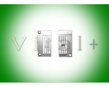 Игольная пластина 14-891 Тайвань для распошивальной швейной машины Kansai Special (3 x 6,4)