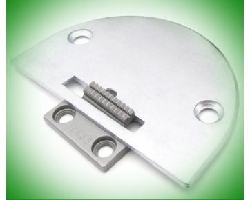 Игольная пластина 12438 + 12436 двигатель ткани, комплект, Китай