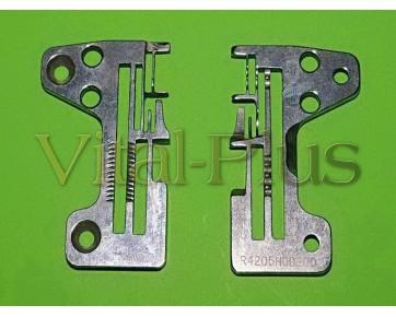 Игольная пластина R4205-H0D-E00 CH