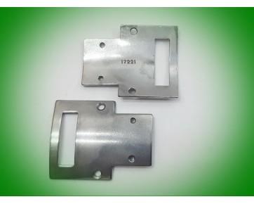 Игольная пластина 39T4-403, 17221 для швейных машин Typical, Seiko LSC-8B