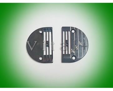 Игольная пластина 143169LGB для универсальных промышленных швейных машин, Тайвань