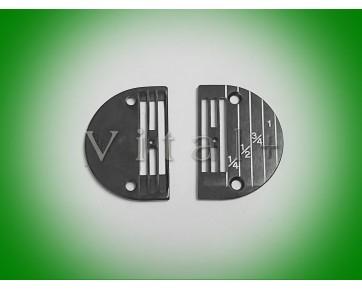 Игольная пластина 143169LGB для универсальных промышленных швейных машин, Китай