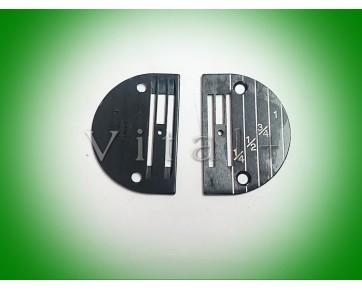 Игольная пластина 143175LGB универсальная для промышленных швейных машин, Тайвань