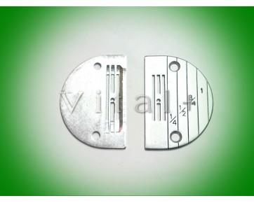 Игольная пластина 147150LGW  для универсальных промышленных швейных машин, Тайвань