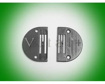 Игольная пластина 44162LGB  для универсальных промышленных швейных машин, Тайвань