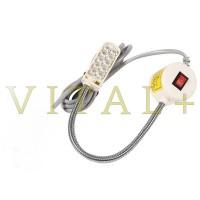 Светильник для швейной машины HPF-810, на гибкой ножке