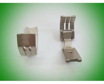 Лапка 031107 + 6617 для 2-х игольной промышленной швейной машины Minerva 4,8 мм