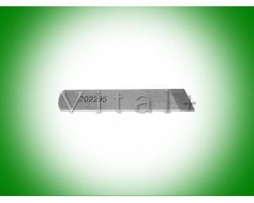Нож нижний 202893CT