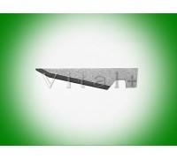 Нож 166-07608-B2 для швейных машин JUKI APW-192