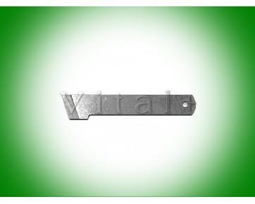 Нож нижний победитовый CT277-113, 207016-2-00