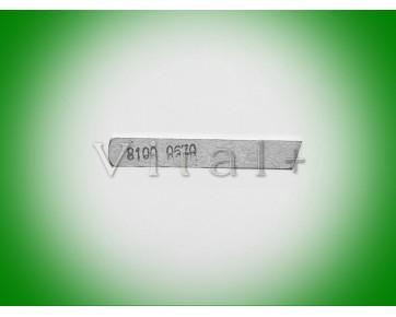 Нож 81001126 нижний