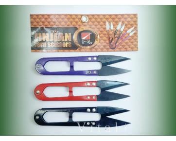 Ножницы увеличенные для обрезки нити TC-805 BS Jinjian
