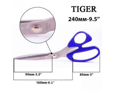 Ножницы закройщика раскройные 9,5 дюймов - 240 мм