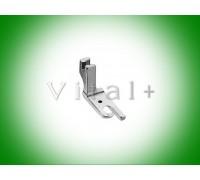 Лапка P25, P4, P46, P6, P75, P9 для подгиба края материала (3,2 ~ 9,5 мм)