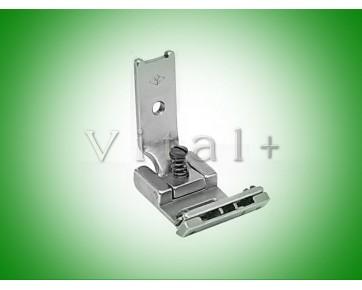 Лапка 503689 зигзаг, регулируемая, 10 мм