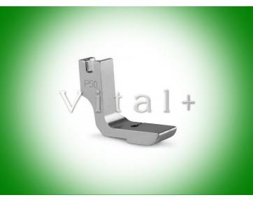 Лапка P50 для сборки ткани снизу, шаг 1,5 мм
